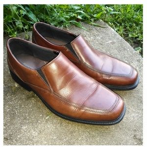 Bostonian Flexlite slip-on loafers Men's size 12